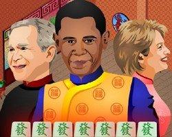 Bush Obama e Clinton