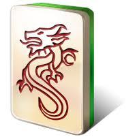 Peça do Mahjong Titans