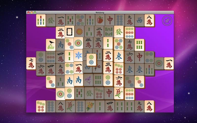 Peças livres no Mahjong Titans